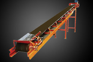 Belt Conveyor Manufacturer India- Gujarat