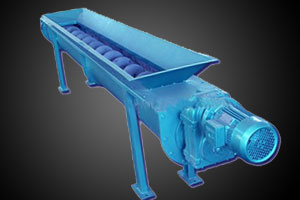 Screw Conveyor Manufacturer India- Gujarat
